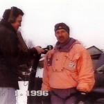Uwe Michelchen im Interview mit NDR Reporter am 6.1.1996